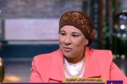 الدكتورة سامية حسين، رئيس مصلحة الضرائب العقارية