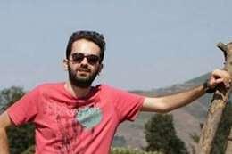 الصحفي مير محمد حسين مير