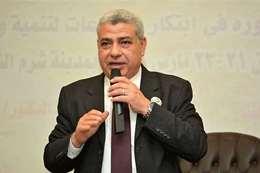 الدكتور الرفاعي مبارك ، نائب رئيس جامعة طنطا لشئون التعليم والطلاب