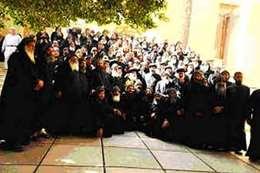 نقل عشرات الرهبان من دير أبو مقار