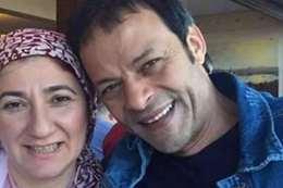 زوجة هشام عبد الله للإسلاميين : لمّوا لسانكم الزفر