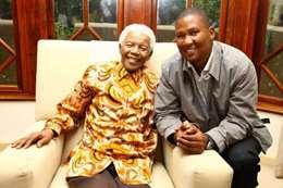 """حفيد مانديلا يهاجم ترمب: """" جاهل بالواقع"""""""