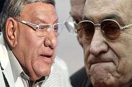 مبارك وفوزي