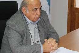 عباس القاضي رئيس الهيئة العامة للأوقاف