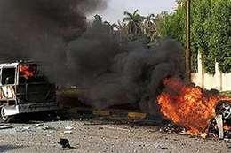 انفجار سيارة في الدقي