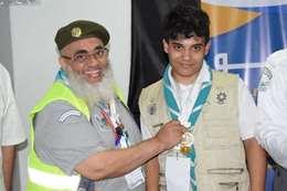 الرائد الكشفي الدكتور ناصر بن علي الخليفي