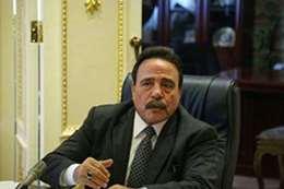 النائب جبالي المراغي رئيس لجنة القوي العاملة بمجلس النواب