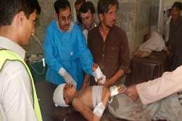 انفجار في مسجد بباكستان و26 قتيلا ومصابًا