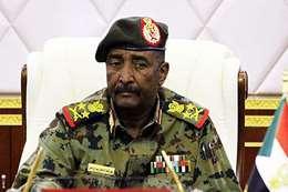 عبد الفتاح البرهان رئيس المجلس العسكري