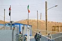 العراق وإيران