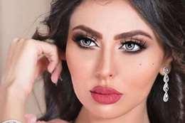 الفنانة مريم حسين