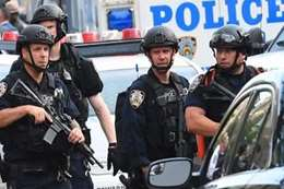 شرطة الولايات المتحدة