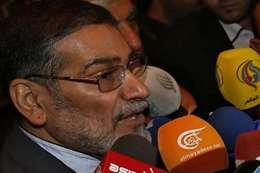 أمين مجلس الأمن القومي الإيراني، علي شمخاني