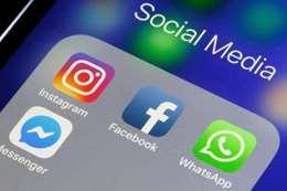 واتساب و ماسنجر والفيسبوك