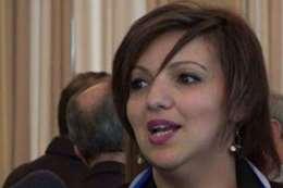 وزيرة الثقافة الجزائرية مريم مرداسي
