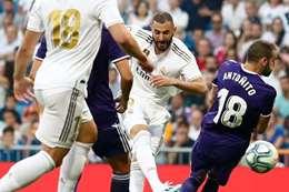 ريال مدريد يتعادل إيجابيا أمام بلد الوليد