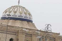 أحد مساجد العاصمة، بغداد