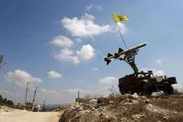 معدات صاروخية نقلتها إيران إلى لبنان بعد ضربات إسرائيلية