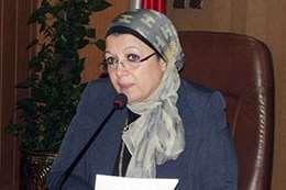 الدكتورة ماجدة نصر