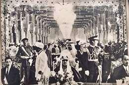 السادات وعامر والملك سعود