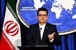 المتحدث باسم الخارجية الإيرانية عباس موسوي،
