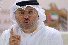 وزير الدولة الإماراتي للشئون الخارجية أنور قرقاش