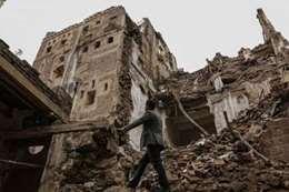 الفيضانات  في اليمن
