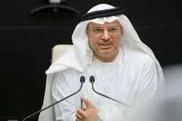 قرقاش: ما فعلته الإمارات قرار شجاع من قائد استثنائي