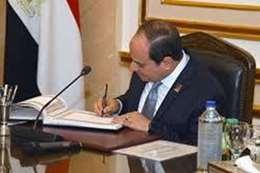 منها جامعة الملك سلمان.. السيسي يقرر إنشاء 4 جامعات جديدة