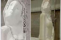 تمثال مصر تنهض