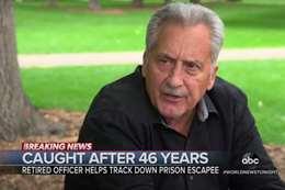 شرطي يتعقب مجرمًا هاربًا أطلق النار عليه قبل 50 عامًا ويسلمه للعدالة