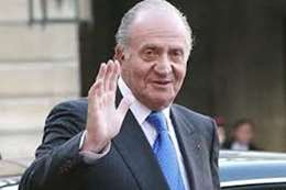 ملك إسبانيا السابق، خوان كارلوس