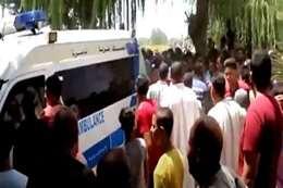 الغربية.. تشييع جثامين المصريين ضحايا انفجار مرفأ بيروت