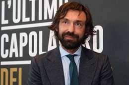 """تعيين """"بيرلو"""" مدربًا ليوفنتوس الإيطالي"""
