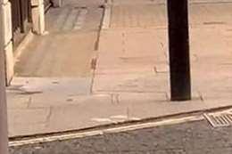 حادث طعن في شارع أكسفورد بوسط لندن