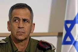 رئيس الأركان الإسرائيلي أفيف كوخافي