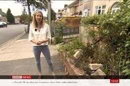 BBC تعتذر عن استخدام تعبير عنصري