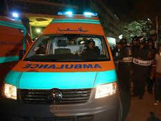 إصابة 5 تلاميذ فى حادث مروع بالشيخ زايد