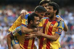 """بالفيديو.. فالنسيا يلحق ببرشلونة هزيمة جديدة ويشعل """"الليجا"""""""