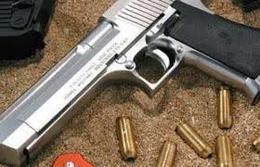 سقوط فرد أمن بحوزته سلاح نارى بدون ترخيص
