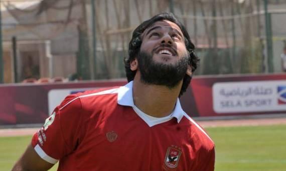 مروان محسن يقود الأهلي أمام المصري