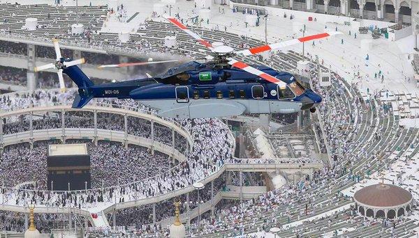 ثلاث إشاعات خاطئة عن حظر الطيران فوق مكة