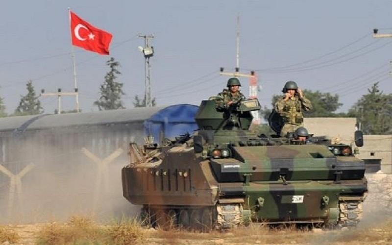 القوات التركية تقصف أهدافًا لحزب العمال الكردستاني