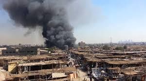 محافظة القاهرة: الحكومة بريئة من حريق سوق الجمعة