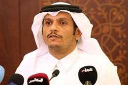 وزير الخارجية القطرى