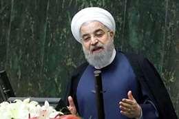 الرئس الإيرانى