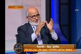 الدكتور صبري عبدالرؤوف، أستاذ الفقه المقارن بجامعة الأزهر