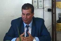 الدكتور عادل عبد المنعم، وكيل وزارة التربية والتعليم بالفيوم