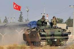 تركيا ترسل تعزيزات عسكرية