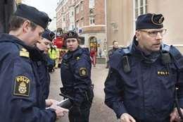 المحكمة السويدية تسجن طالب سورى